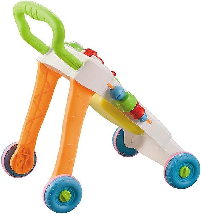 Amazon.com: Andador de aprendizaje para bebé con asiento a ...