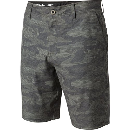 O'Neill Men's Locked Overdye Hybrid Boardshorts Camo for sale  Delivered anywhere in USA