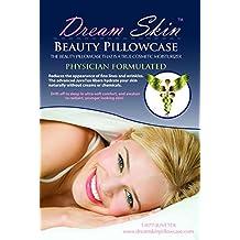 Dream Skin Anti Wrinkle Beauty Pillowcase soft silk Hair Facial King