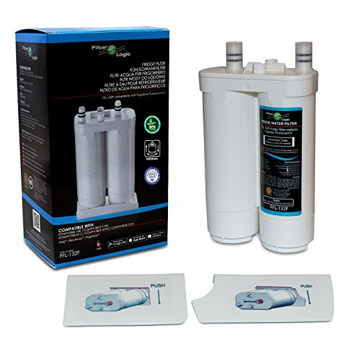 FilterLogic Ice & Water Filter to fit FC100 Frigidaire WF2CB PureSource II...