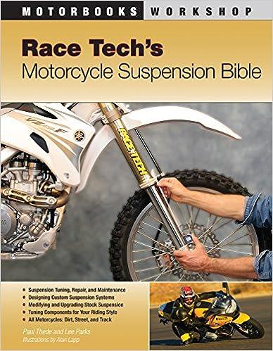 Race Techs Motorcycle Suspension Bible