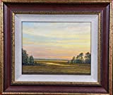 Pettigrew Peter, Plein air Sunset