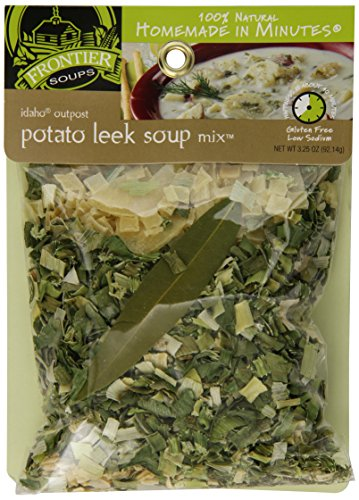 SOUP MIX PTO LEEK IDAHO 3.25OZ (Best Potato Leek Soup)