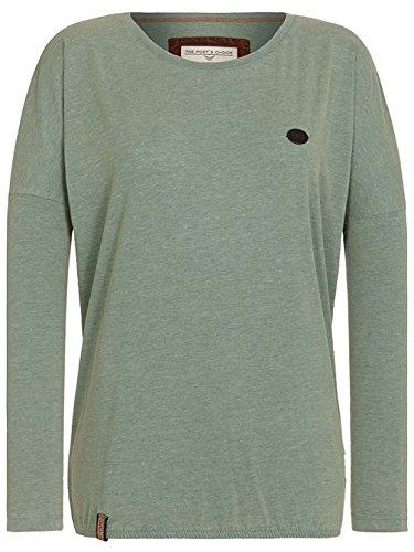Naketano Heimdahl IV Women Sweater Sweatshirt Green