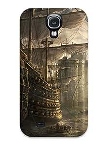 lintao diy High-end Case Cover Protector For Galaxy S4(empire Total War 2)