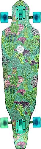 Price comparison product image Globe Skateboards The Cutler Complete Longboard, Tidepool