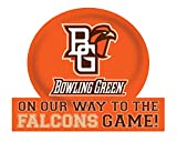 Bowling Green Falcons Jumbo On Our Way Peel & Stick