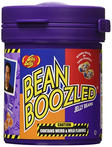 Jelly Belly Bean Boozled 3.5oz Dispenser Game