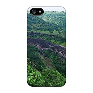 Awesome Space Subs Defender Tpu Hard Case Cover For Iphone 5/5s- Ajintha Caves