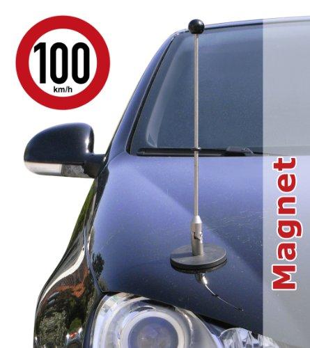 - Magnetic Car Flag Pole Diplomat-1