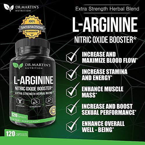 Buy l-arginine supplement