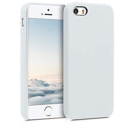 Amazon.com: kwmobile - Carcasa de silicona y TPU para iPhone ...