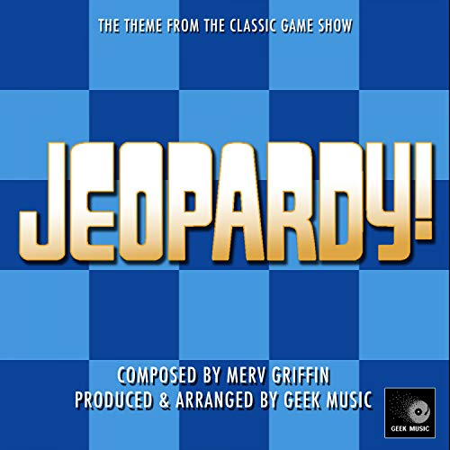 Jeopardy Theme Song by TV Theme Band on Amazon Music - Amazon com