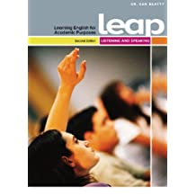 LEAP (Learning English for Academic Purposes) Listening and Speaking (2nd Edition)
