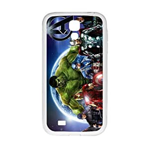 Cool painting The Avengers Cell Phone Case for Samsung Galaxy S4