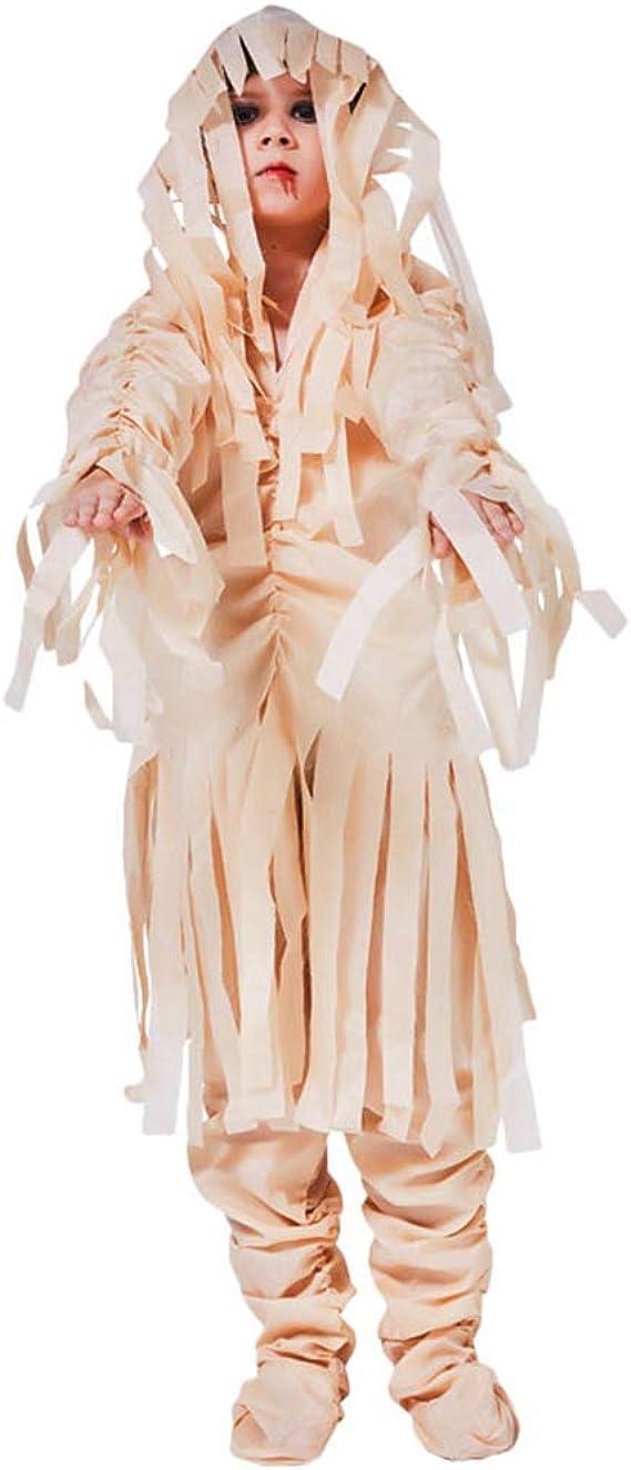 YuanDian Disfraces de Halloween Maquillaje Diablo De Terror Parca ...