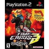 NAMCO Time Crisis 3 with Guncon 2 Light Gun by Namco
