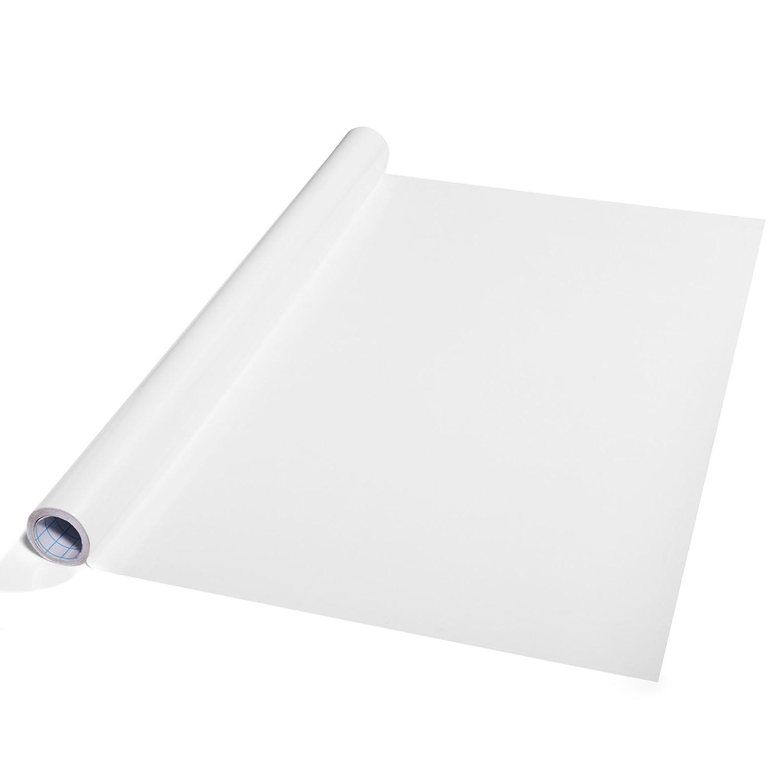 Master of Boards Lavagna adesiva Carta lavagna | Autoadesiva | Cancellabile a secco | Da muro | 60x300 cm | 5 colori | Rosa