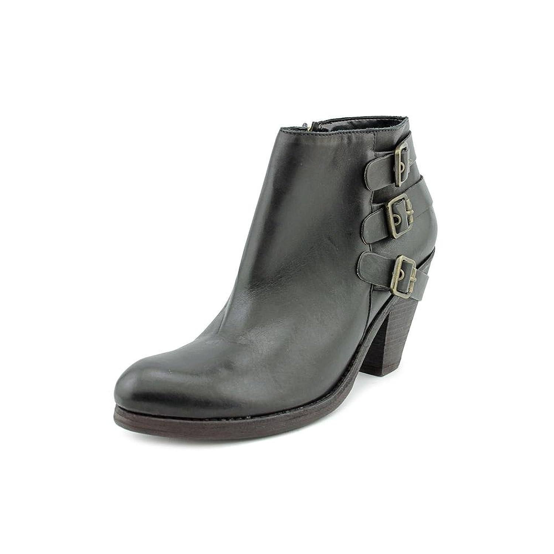 Schutz Tumbled Parafina Womens Size 9.5 Black Fashion Ankle Boots
