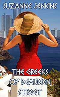 The Greeks Of Beaubien Street by Suzanne Jenkins ebook deal