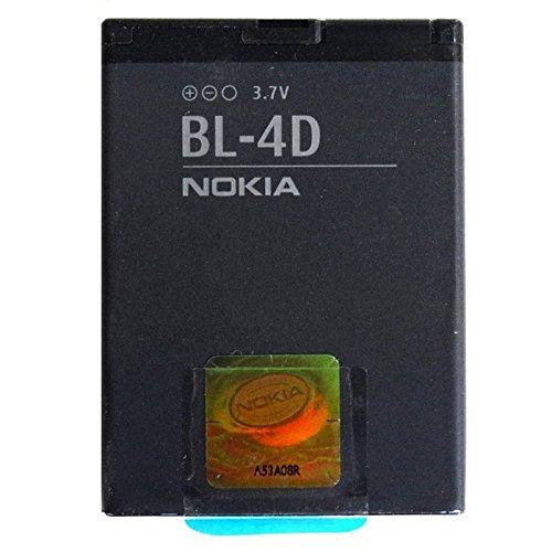 Original NOKIA BATTERY BL-4D 1200 mAh Li-ion, 3.7V for NOKIA N8 Origin Manufacturer (Nokia N8 Battery)