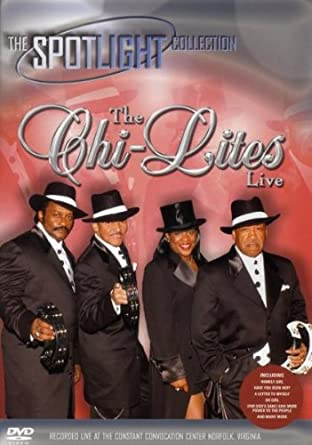 Chi-Lites Live - At The Constant Convocation Center Norfolk