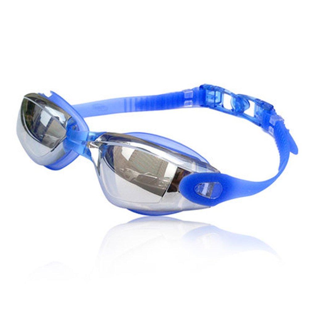 Big Box Plating HD Brille Männer und Frauen wasserdichte Anti-Fog-Schwimmbrille B07C7M3YCJ Schwimmbrillen Bevorzugte Boutique