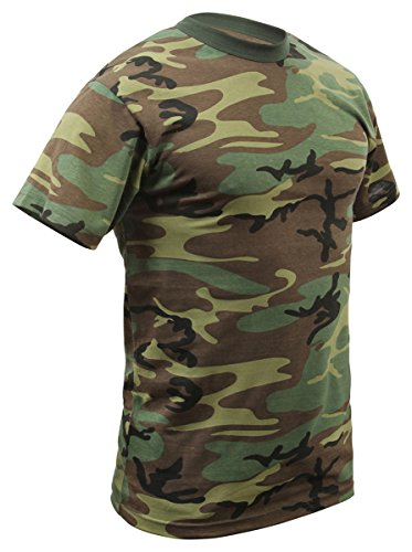 Rothco 7703LRG Kids Heavyweight T Shirt product image