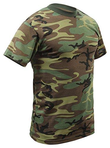 Rothco 7703LRG Kids Heavyweight T Shirt product image