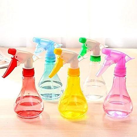 asentechuk® 250 ml plástico botella de agua alcachofa de pulverizador de Bonsai planta flor de