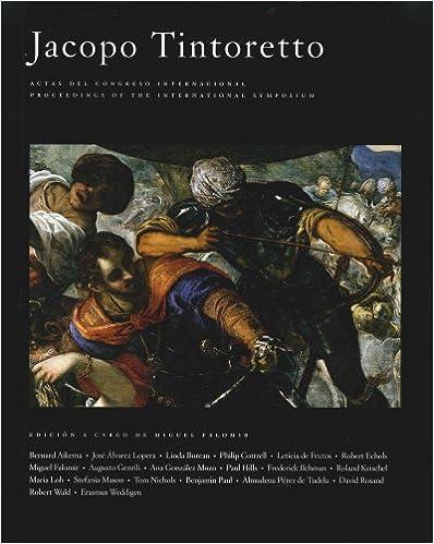 jacopo tintoretto publications of the museo del prado
