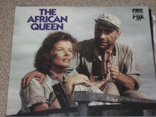 LaserDisc - The African Queen