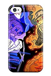 Iphone 4/4s Case Cover Skin : Premium High Quality Narutos And Backgrounds Case