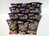 takis seasoning - Takis Fuego Chips 12 Large Bags (9.9 Oz. Each Big Bag)
