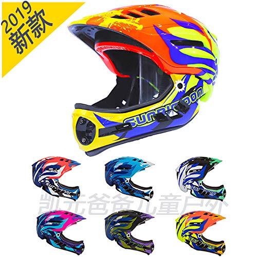 CIGNAヘルメットフルヘルメットチャイルドカーバランスが口の中の赤ちゃんの乗馬用ヘルメット保護具保護衣バレット露出をスライディング   B07RXC6N16