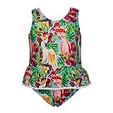 Baby Girl One Piece UPF 50+ Swimsuit