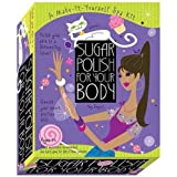 Scientific Explorer Sugar Polish For Your Body! For Ages 9+ This beauty science kit is great for spa parties, sleepovers, and birthdays!