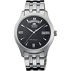 ORIENT Men's Watch WORLD STAGE COLLECTION world stage collection mechanical self-winding WV0241EV black WV0241EV