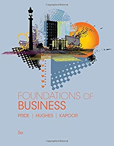 Foundations of Business from South-Western College Pub