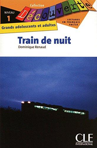 Train De Nuit Niveau 1 Lecture Decouverte Livre Pdf De