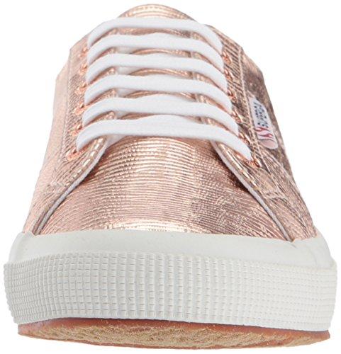 Superga Womens 2750 Lizardchromw Sneaker Rose Gold 2xkKdwtmH