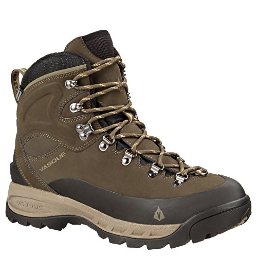 200g Thinsulate Insulation - Vasque Men's Snowblime Ultradry Insulated Snow Boot, Black Olive/Brindle, 13 M US