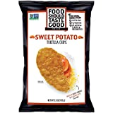 Food Should Taste Good BG13043 Food Should Taste Good Sweet Potato Tortilla chip - 12x5.5OZ