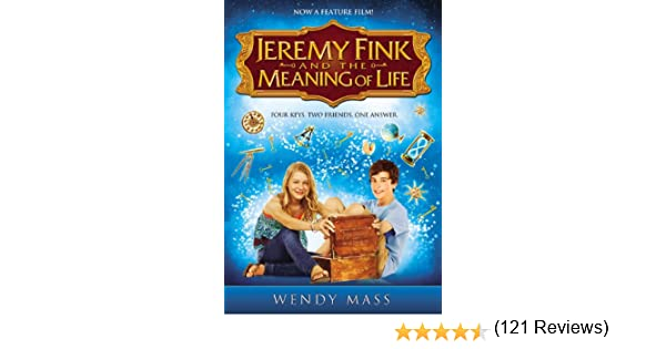 Jeremy fink and the meaning of life wendy mass 9780316209007 jeremy fink and the meaning of life wendy mass 9780316209007 amazon books fandeluxe Choice Image
