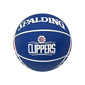 NBA Los Angeles Clippers Mini Basketball, 7-inches