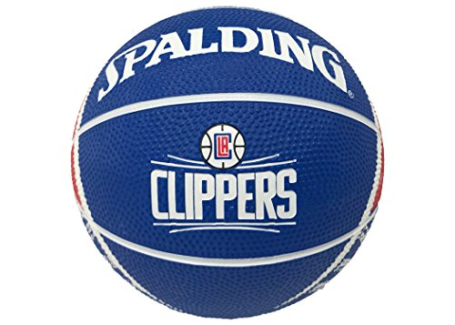NBA Los Angeles Clippers Mini Basketball, 7-inches -