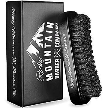 Rocky Mountain Barber Company Boar Hair