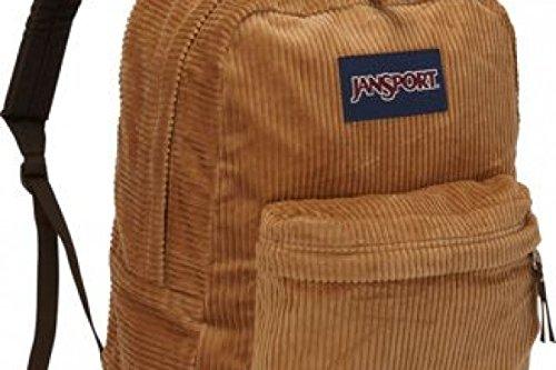 Jansport Special Edition Superbreak Tan Light Brown Corduroy ...