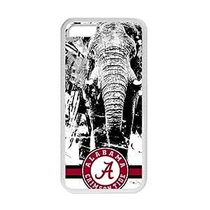 Alabama White Phone Case for IPHONE 5C
