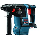 "Bosch GBH18V-26 Bare-Tool 18V Lithium-Ion Brushless 1"" SDS-Plus Bulldog Rotary Hammer"